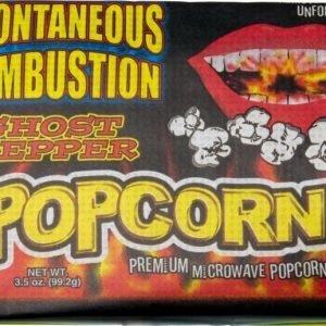 Ass Kickin Ghost Pepper Micro Popcorn