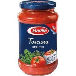 Barilla Pastasauce Toscana Urter 400 G