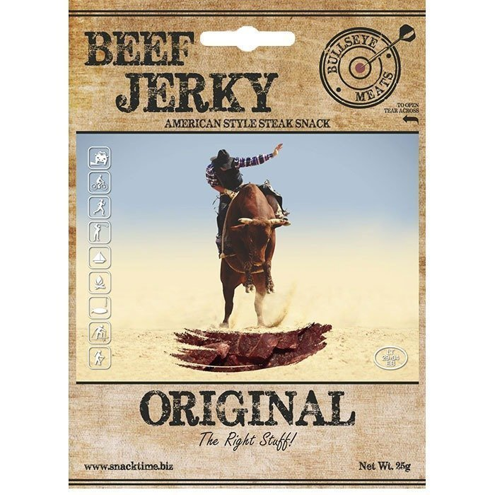 Beef Jerky 50 g Classic