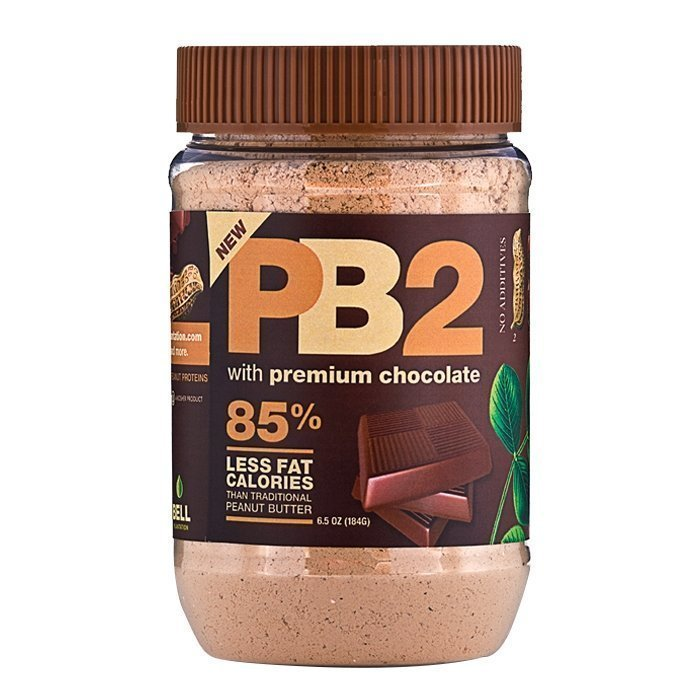 Bell Plantation PB2 Powdered Peanut Butter 184 g Chocolate flavor