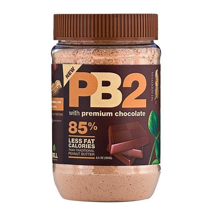 Bell Plantation PB2 Powdered Peanut Butter 184 g Chocolate flavor