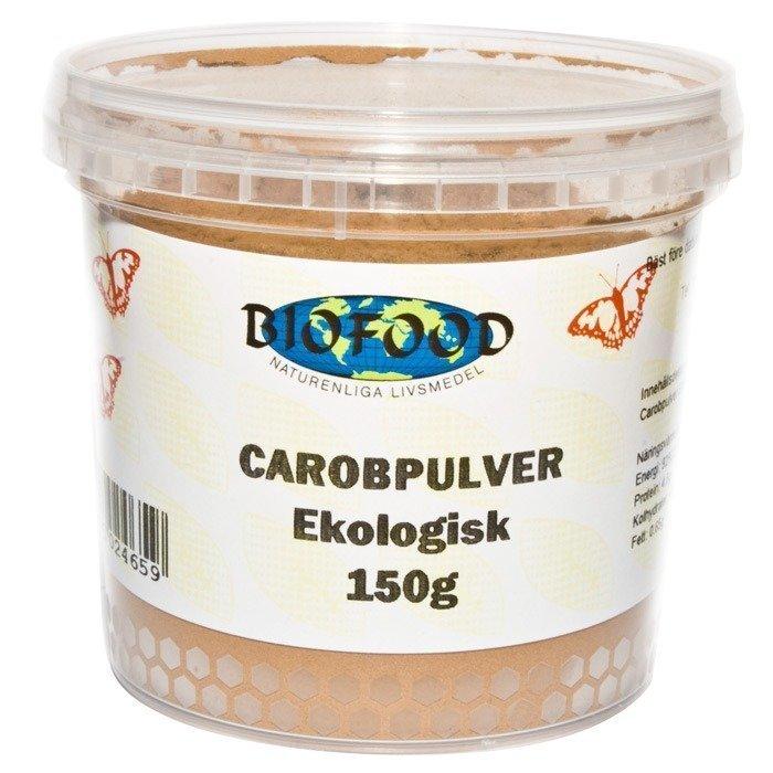 Biofood Carobpulver 150 g
