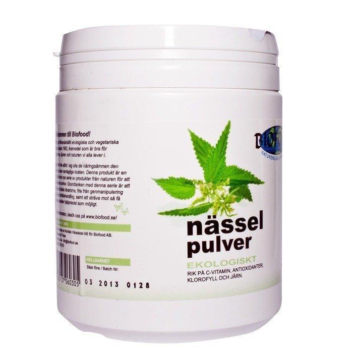 Biofood Nokkosjauhe 250 g