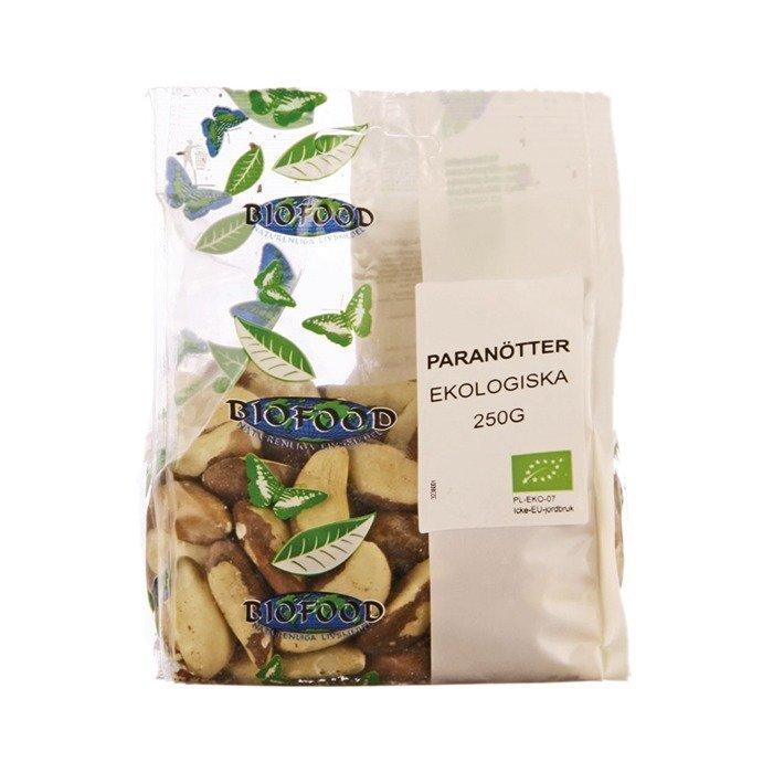 Biofood Parapähkinät 250 g