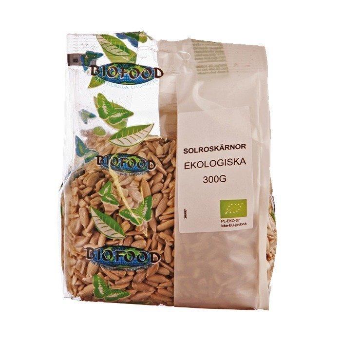 Biofood Solroskärnor 300 g