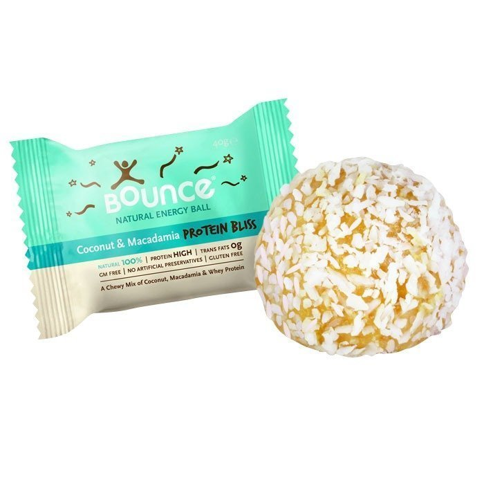 Bounce Energy Ball Coconut Macadamia Protein Bliss 40 g