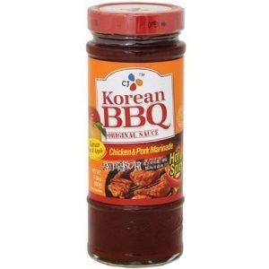 CJ Tulinen korealainen marinadi- ja grillauskastike