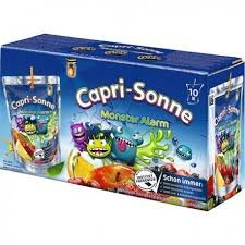 Capri-Sun Monster Alarm 10x200 Ml