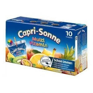 Capri Sun Multivitamin 10x200 Ml