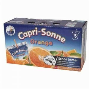 Capri Sun Orange 10x200 Ml