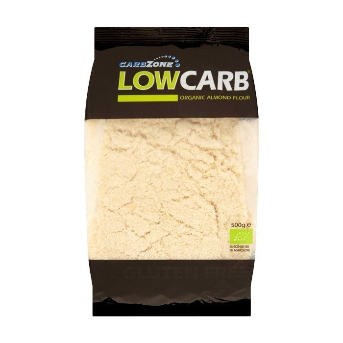 Carbzone Low Carb Ekologinen Mantelijauho 500 g