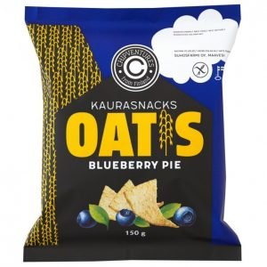Chipventures Oatis Blueberry Pie 150g