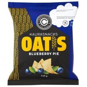 Chipventures Oatis Blueberry Pie 150g