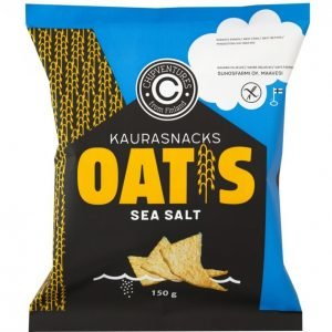 Chipventures Oatis Sea Salt 150g