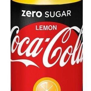 Coca Cola Zero Lemon 24x33 Cl