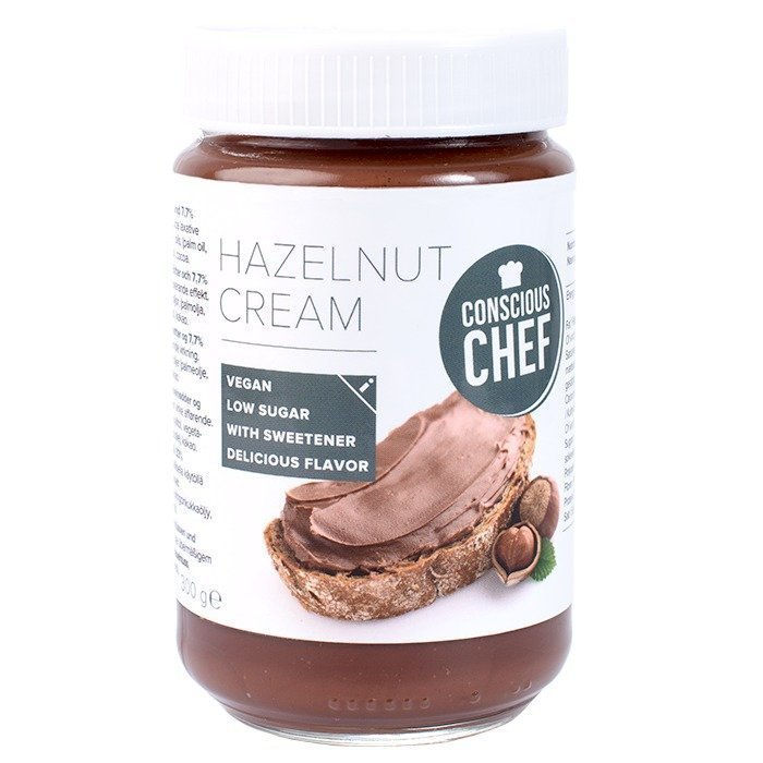Conscious Chef Hazelnut Cream 300 g