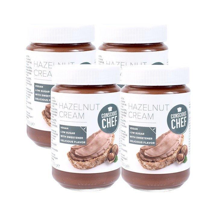 Conscious Chef Hazelnut Cream BIG BUY 1200 g