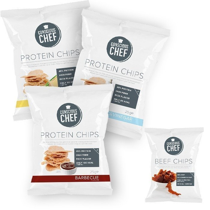 Conscious Chef Protein Snack pack