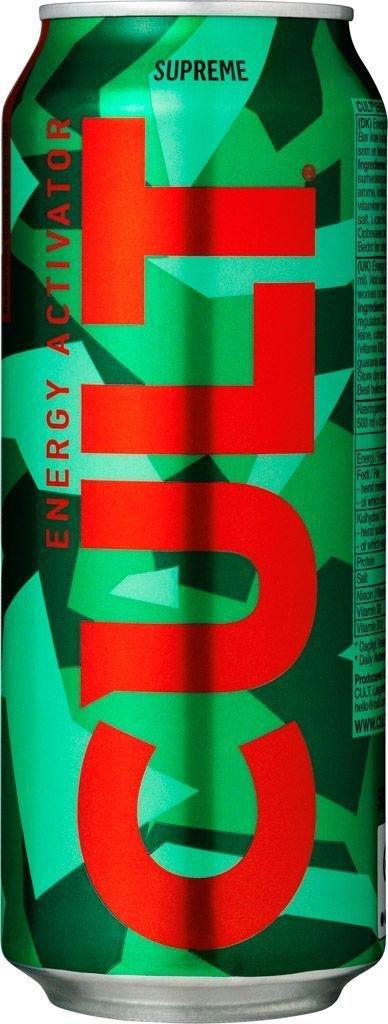Cult Energy Supreme 24x25 Cl