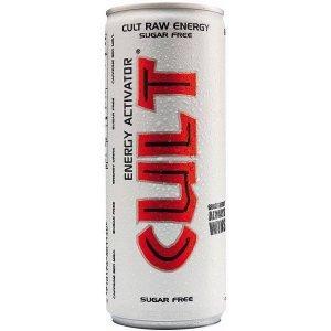 Cult Raw Energy Sugarfree 24x25 Cl