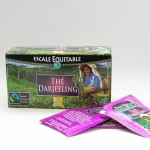 Darjeeling-luomutee