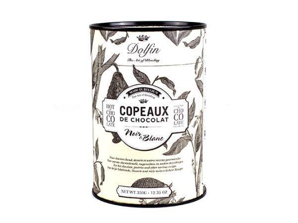 Dolfin suklaalastut noir-blanc