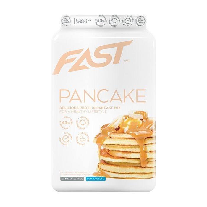 FAST Pancake 600 g Unflavoured