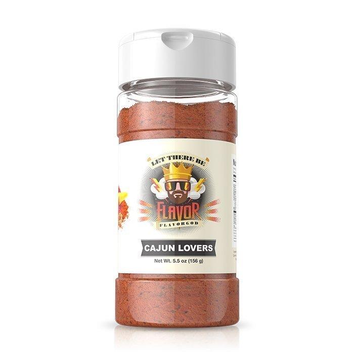 Flavor God Cajun Lovers Seasoning 156 g