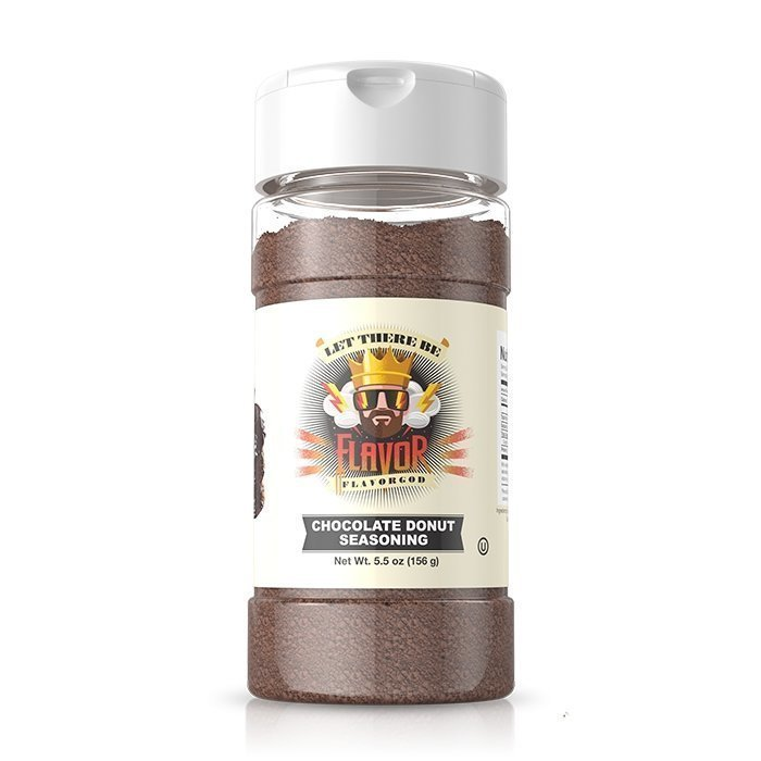 Flavor God Chocolate Donut Seasoning 156 g