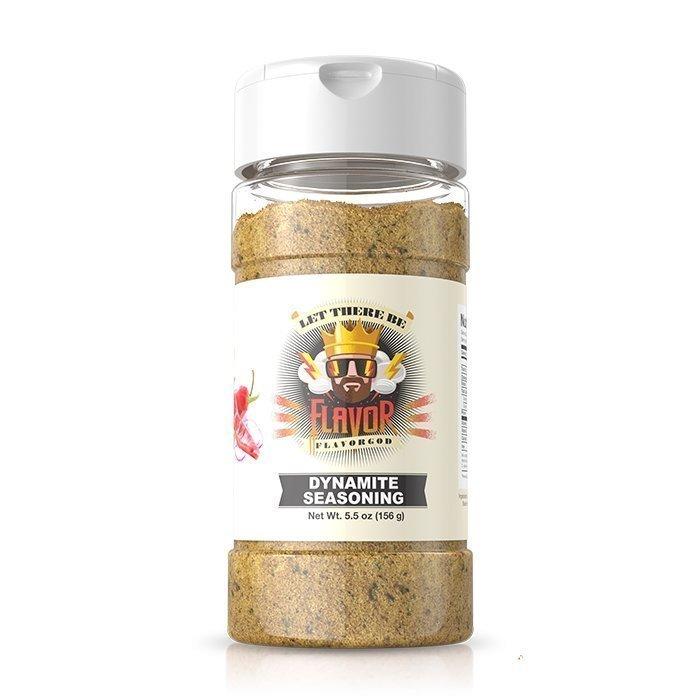 Flavor God Dynamite Seasoning 156 g