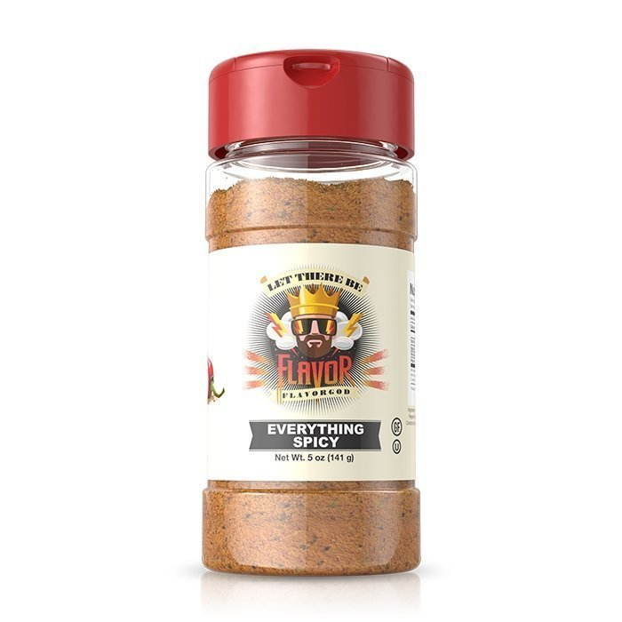 Flavor God Everything Spicy Seasoning 141 g