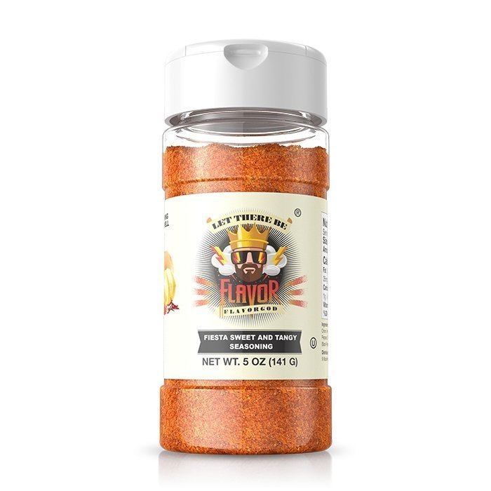 Flavor God Fiesta Sweet and Tangy Seasoning 141 g