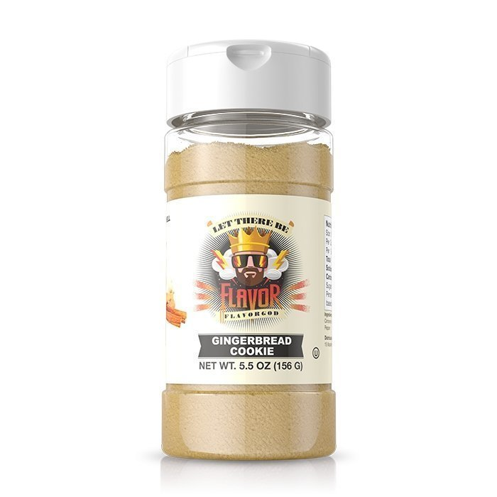 Flavor God Gingerbread Cookie Seasoning 156 g