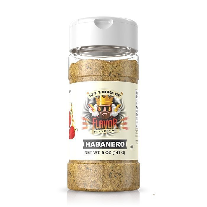 Flavor God Habanero Seasoning 141 g