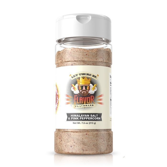 Flavor God Himalayan Salt and Pink Peppercorn 213 g