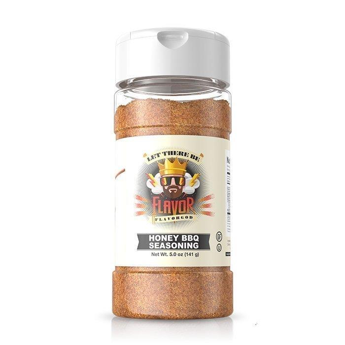 Flavor God Honey BBQ Seasoning 141 g