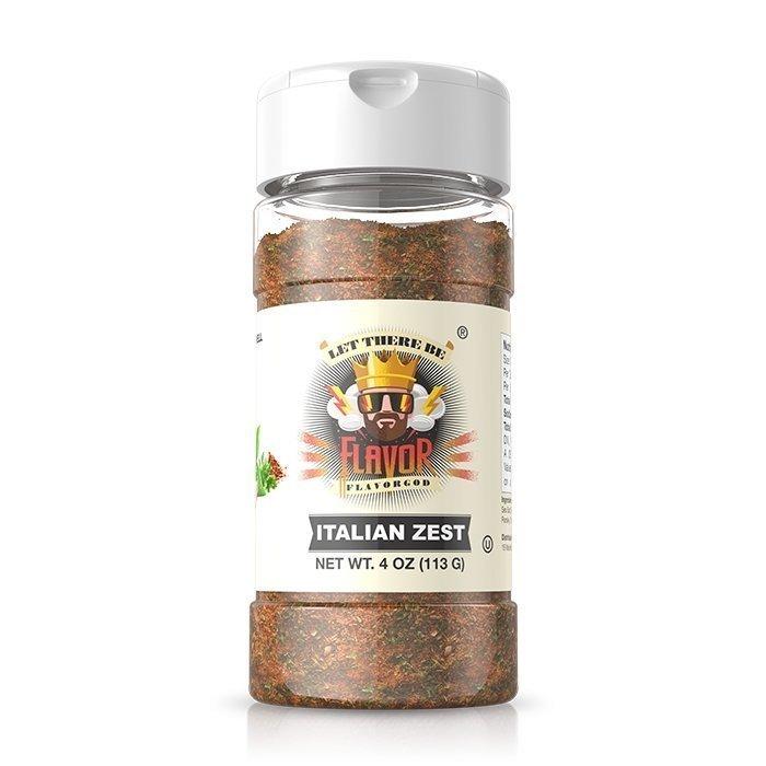Flavor God Italian Zest Seasoning 113 g