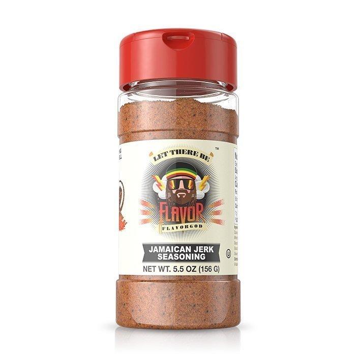 Flavor God Jamaican Jerk Seasoning 156 g