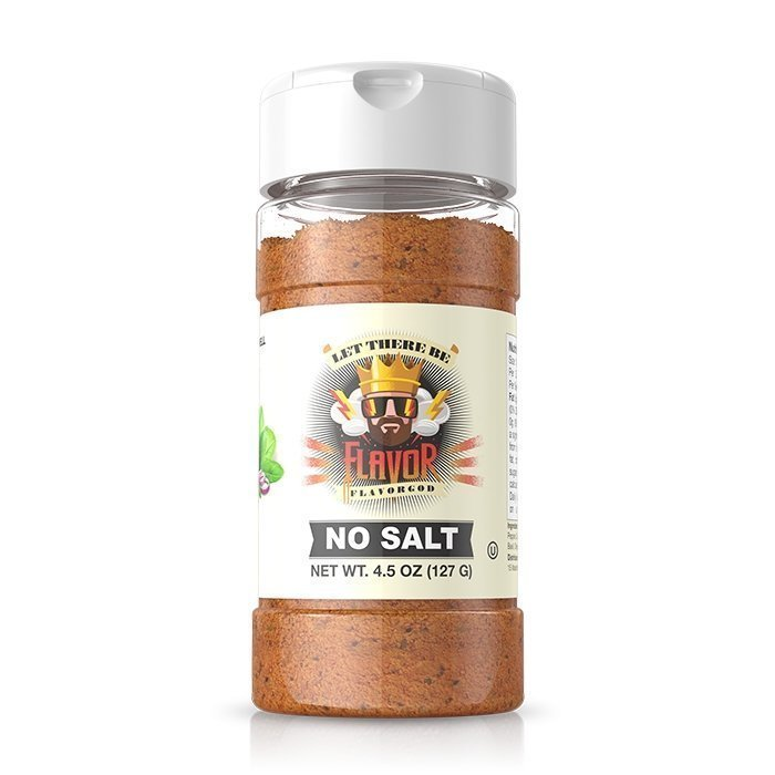 Flavor God No Salt Seasoning 127 g