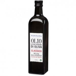 Fontana Extra Virgin Oliiviöljy 750 Ml