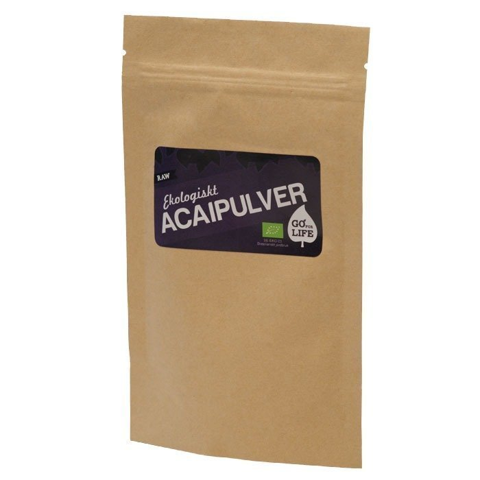 Go For Life Raw Acai Powder 90 gram