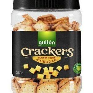 Gullón Crackers Med Cheddar Ost 250 G