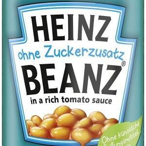 Heinz Baked Beans Uden Tilsat Sukker 415 G
