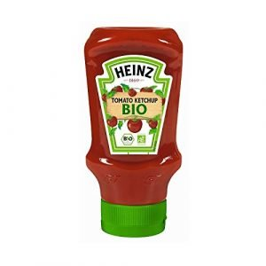 Heinz Bio Tomat Ketchup 400 Ml