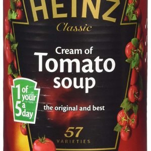 Heinz Classic Cream Of Tomato Soup 400 Ml