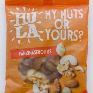 Hula Pähkinäsekoitus Välipalapussi 60 G