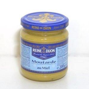Hunajainen Dijon-sinappi