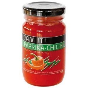 Jam It! Paprika-chilihillo