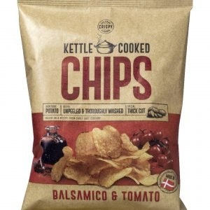 Kettle Cooked Chips Balsamico & Tomato 150 G