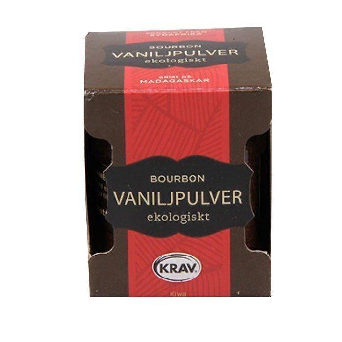 Khoisan tea Vaniljapulveri 10 grammaa